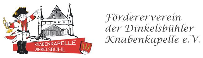 Fördererverein der Dinkelsbühler Knabenkapelle e.V.
